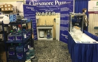 Claysmore Pure @ Sherwood Park Trade Fair and Show 2019